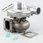 GODZILLA T76 T4 T4-81 TurboCharger .80 ar .81 ar Turbine 900hp oil+water cooler