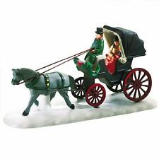 """Department 56 Heritage Village Collection """"Central Park Carriage"""" 56.59790"""