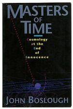 Masters Of Time (1994) by John Boslough 1st Edition 1st Printing