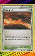 Terre Brûlée - XY10:Impact des Destins - 110/124 - Carte Pokemon Neuve Française