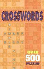 Crosswords,Good,Books,mon0000105452 MULTIBUY