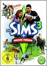 Die Sims 3 + Einfach Tierisch (PC+MAC) von Electronic Arts | Game | Zustand gut