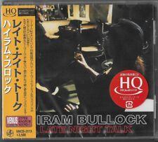 Hiram Bullock – Late Night Talk FIRST EDITION JAPAN CD [HQCD] Dr. Lonnie Smith