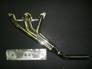 DATSUN NISSAN 1200 120Y SUNNY 1000 - 1500 STAINLESS EXTRACTORS HEADERS ( 071)