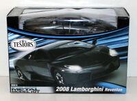 TESTORS - 1/24 Scale Diecast Metal Kit 650016 - 2008 Lamborghini Reventon