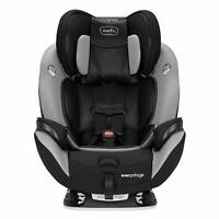 Evenflo 39212238 EveryStage LX All in One Car Seat, Kids 4 to 120 Pounds, Gamma