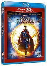DOCTOR STRANGE BLU RAY 3D  EXTRAÑO (sin disco 2 d ) nuevo a estrenar!!!