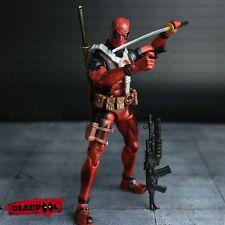 "6"" New  DEADPOOL Universe X-Men Comic Series Action Figure Toy Without box"