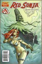 Red Sonja #28 - VF+ - Homs Cover