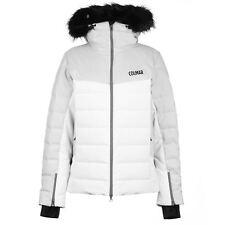 Colmar Sapporg Ski Jacket Ladies Coat Top Water Repellent Ventilated Hood UK 8