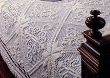 Crochet Pattern for Beautiful Victorian Bedspread!!!!  (61)