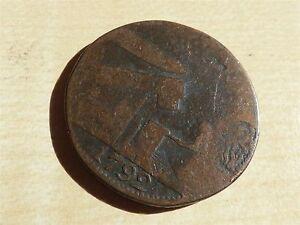 John Wilkinson Iron Master Half-Penny Token 1792 (myrefn11084)