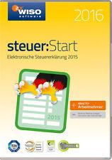 Download-Version WISO steuer:Start 2016 Arbeitnehmer Steuererklärung für 2015