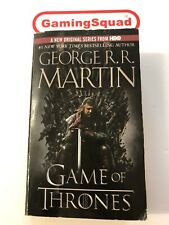 Game of Thrones, George R R Martin PB Book, Supplied by Gaming Squad