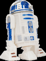Star Wars Power of The Force Freeze Frame R2-D2 Action Figure