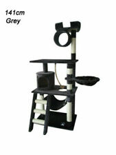 141cm Cat Tree Furniture Scratcher Poles Post Gym House Cat Condo