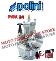 CARBURADOR POLINI PWK 24 MODIFICACIÓN 130 VESPA 50 SPECIAL R L N 125 ET3 PK XL