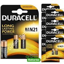 Piles jetables alcalins Duracell pour équipement audio et vidéo