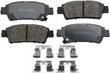 Disc Brake Pad Set-ProSolution Semi-Metallic Brake Pads Rear fits 2004 Sienna