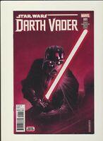 Darth Vader #1 Star Wars Marvel 2017! SEE SCANS! WOW!