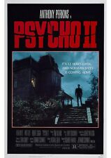 Psycho 2 - A4 Laminated Mini Movie Poster - Anthony Perkins