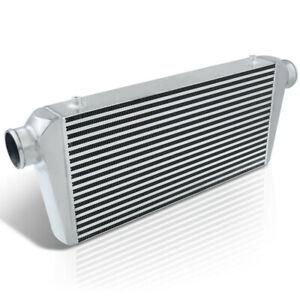Universal Intercooler Bar & Plate 600X300X76 mm Front Mount Outlet/Inlet 3''