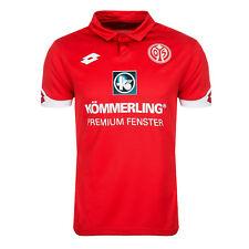 Lotto 1. FSV Mainz 05 - Herren Heimtrikot Home Jersey Fussballtrikot - S5366 rot