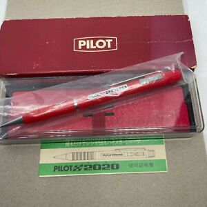 223 Pilot Drafting Mechanical Pencil Shaker 2020 Factory Seal NOS Made in Japan