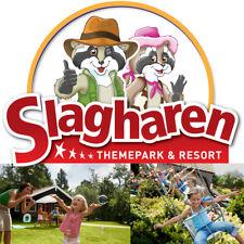 3 Tage Familienurlaub Freizeitpark Slagharen 2 Erwachsene und max. 4 Kinder