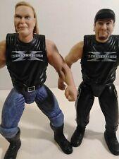 WWE ACTION FIGURE BA BILLY GUNN ROAD DOGG DX DEGENERATION X WWF WRESTLING TOY