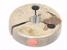 USED CADILLAC GAGE THREAD RING GAGE 7/16-28 UNEF-2A  (GO P.D.  .4116)