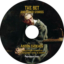 The Bet and Other Stories - MP3 CD Audiobook in security sleeve