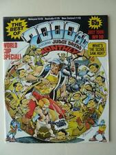 The Best Of 2000AD Featuring Judge Dredd Monthly No 10 1986 VGC