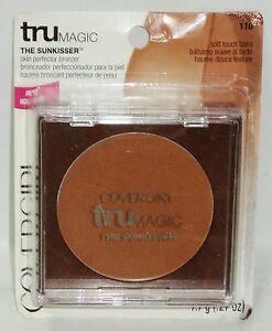 1 Covergirl Tru MAGIC Skin Perfector Bronzer THE SUNKISSER #110  Perfet Tan NIP