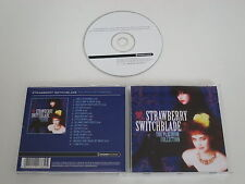 STRAWBERRY SWITCHBLADE/THE PLATINUM COLLECTION(WARNER 5101-11733-2) CD ALBUM