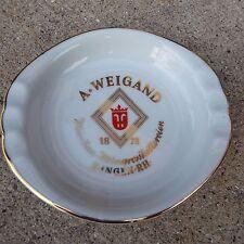 Vintage Rastal Ahstray A. Weigand 1872 Weinbrau Bingen Rh Euc