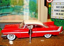 "1958 PLYMOUTH BELVEDERE LIMITED EDITION 1/64 HW 50'S EVIL CRUISER ""CHRISTINE"""