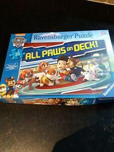 Paw patrol jigsaw puzzle