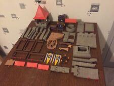 Lot playmobil pièces détachées château lions médiéval chevalier