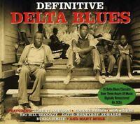 Definitive Delta Blues - 75 Delta Blues Classics 3CD NEW/SEALED