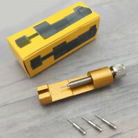 Adjustable Metal Watch Band Strap Bracelet Link Pin Remover Repair-Tool Kit