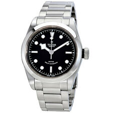Tudor Heritage Black Bay Automatic Mens Steel Watch 79540-0001