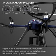 DROCON Bugs 3 LED Motor Support 4K HD Camera Quadcopter...
