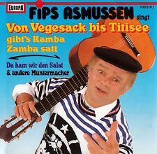 FIPS Asmussen canta da Vegesack fino a Titisee restituisce's Ramba Zamba stufa delle/CD