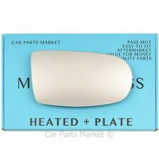 Right Wing door mirror glass for Alfa Romeo GTV Spider 95-05 heated +plate