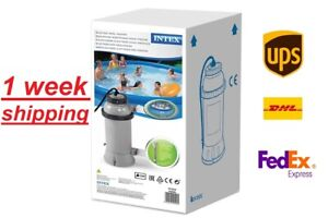 Intex 28684 Electric Pool Water Heater 3KW 220V for swimming pool +thermometer