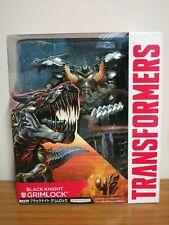 Takara Transformers 2014 Age of Extinction Black Knight Grimlock leader class