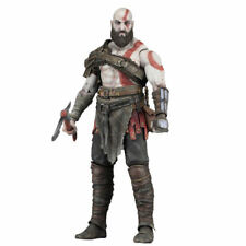 GOD OF WAR 4 KRATOS ACTION FIGURES COLLECTIBLE STATUE MODEL KID BOY CHILD TOY
