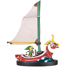 ZELDA - The Wind Waker - Link on The King of Red Lions Polystone Statue F4F