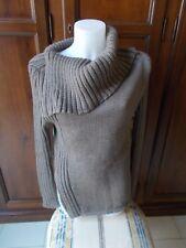 NIU' ( made in Italy ) MAXI Maglione Donna Women's MAXI Sweater Tg / SIZE L